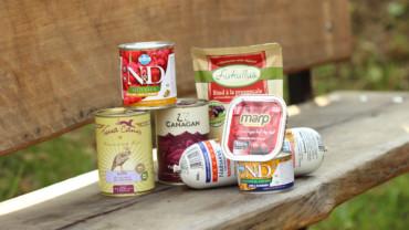 Vlhké krmivo – Porovnání značek II. část