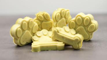 Želatinové tlapičky pro pejsky